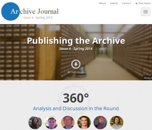Archive Journal