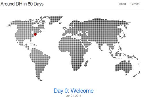 Around DH in 80 Days