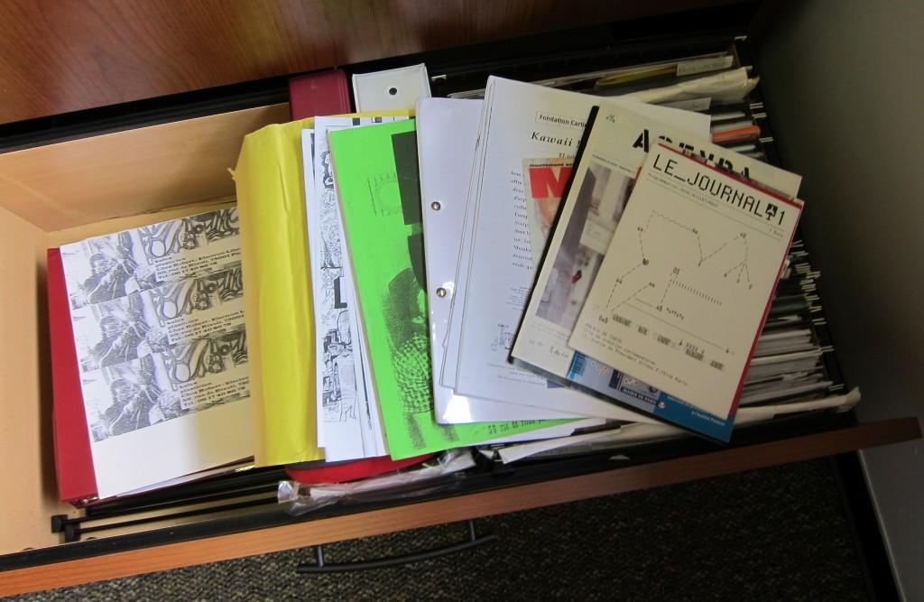 Photo of Folders: Data Management of Legacy Data