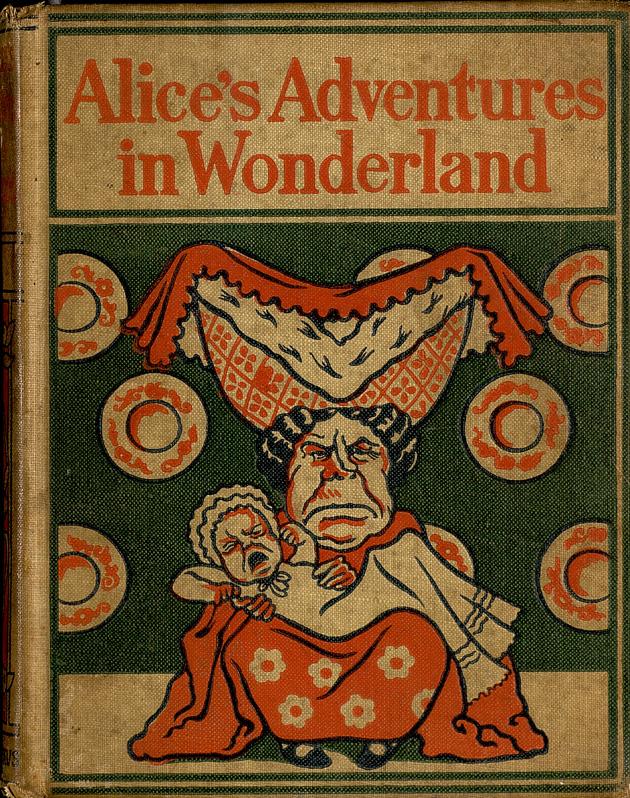 Alice in Wonderland, Baldwin Library of Historical Children's Literature