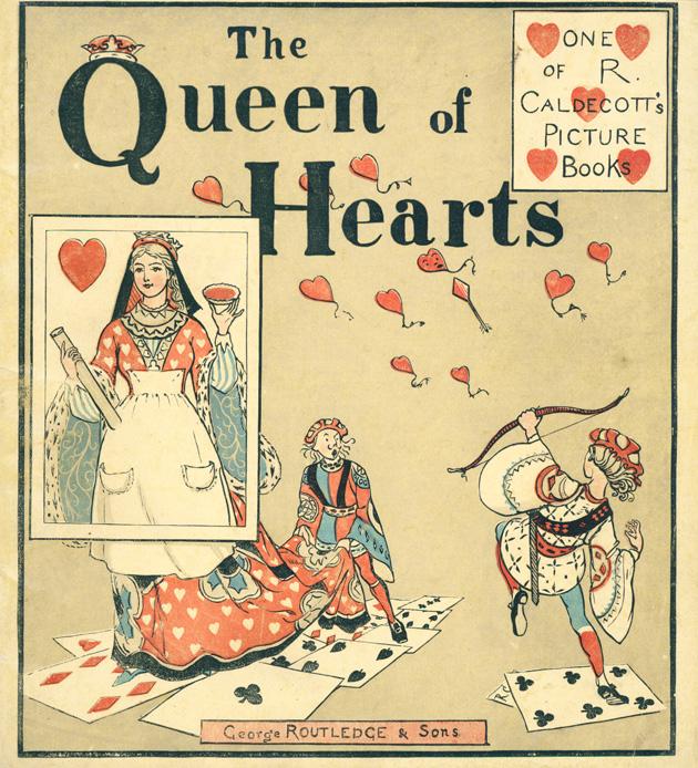 Queen of Hearts, Baldwin Library of Historical Children's Literature