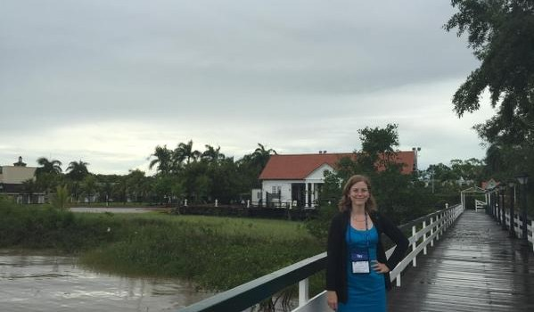 Blog: #ACURIL Suriname River & me at ACURIL! Next ye…
