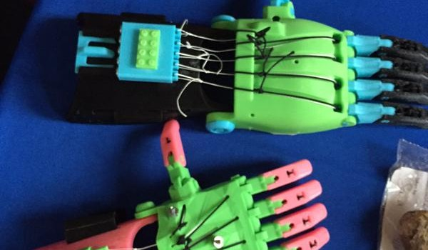 Blog: 3D print prosthetic hands for kids w STEAM ed GRiP…