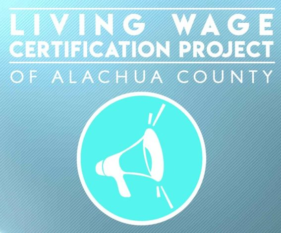 Living Wage Alachua County