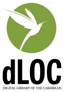 Digital Library of the Caribbean (dLOC) logo