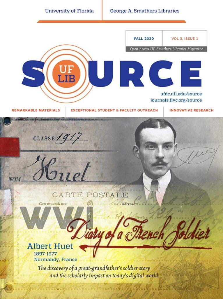 SOURCE magazine, cover